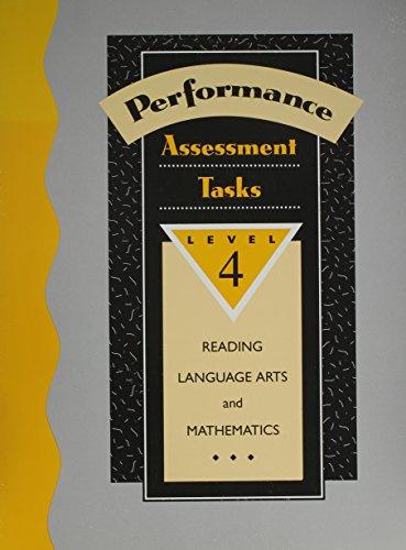 9780026857086: Performance-Based Assessment Tasks