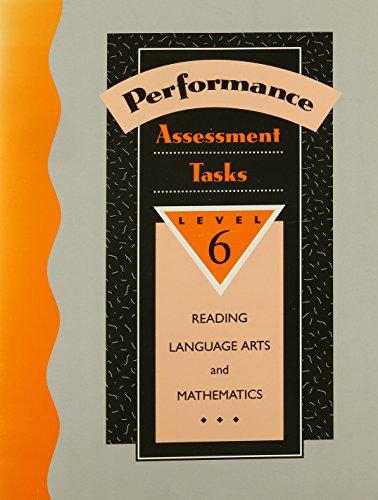 9780026857123: Performance-Based Assessment Tasks