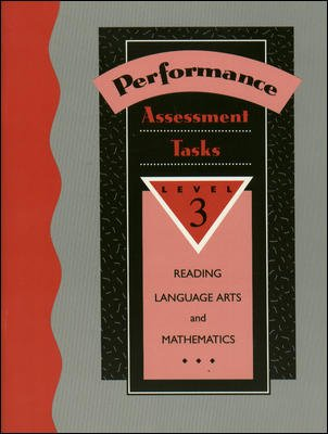 9780026857161: Performance-Based Assessment Tasks: Mathematics