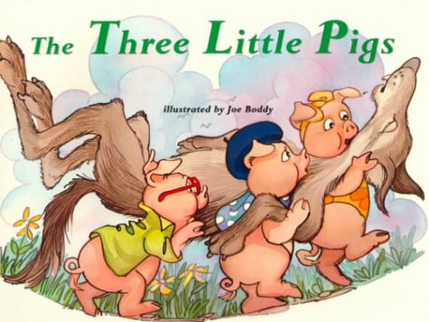 9780026858199: The Three Little Pigs
