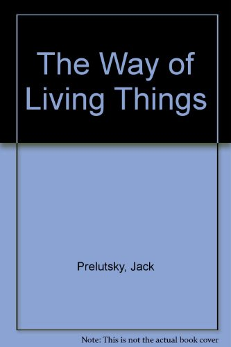 9780026859059: The Way of Living Things