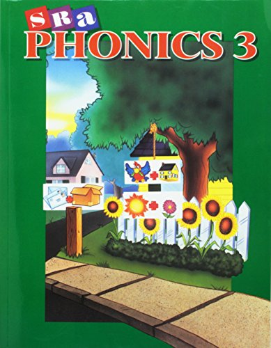 9780026860116: SRA Phonics, Student Edition - Book 3, Grade 3