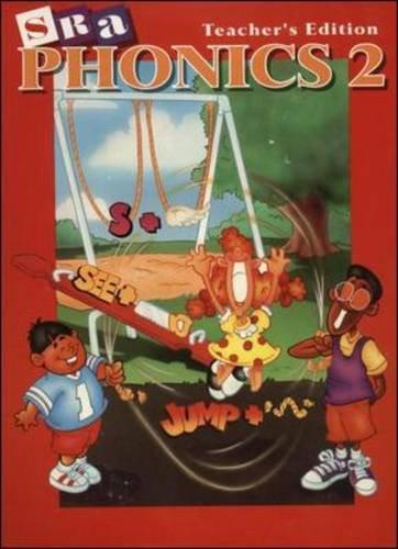 9780026860130: SRA Phonics - Level 2 - Teacher's Edition - Book 2 - Grade 2: Book 2: Teacher's Edition