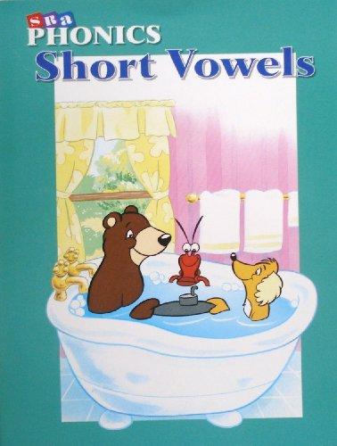 9780026860192: SRA Phonics Short Vowels