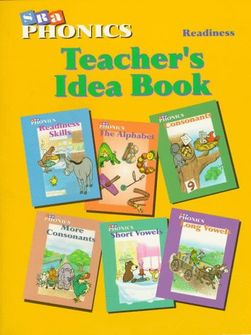 9780026860215: Sra Phonics Teacher's Idea Book: Readiness