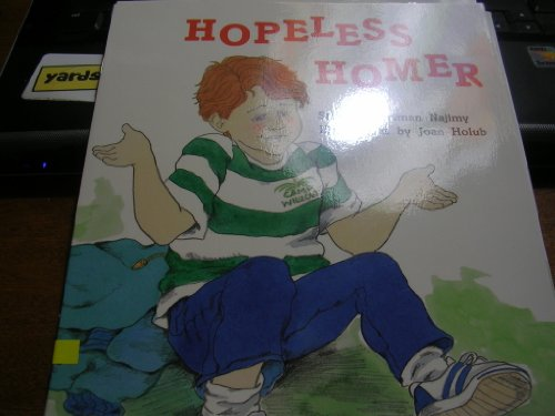 9780026860307: Hopeless Homer-Long O