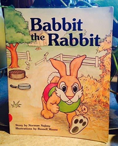 9780026860475: Babbit the Rabbit Short A - Little Books