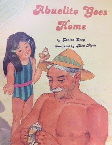 9780026861434: Abuelito Goes Home Big Book