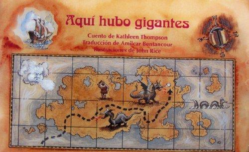 9780026861502: Aqui Hubo Gigantes Standard Book (Spanish Edition)