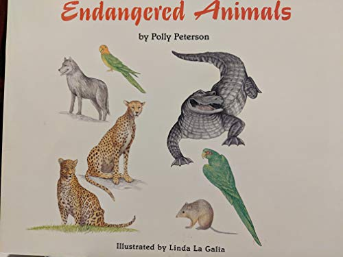 9780026862509: Endangered animals (Reasons for reading)