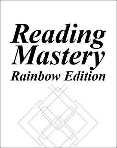 9780026863315: Reading Mastery I 1995 Rainbow Edition: Spelling Book