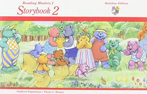 9780026863391: Reading Mastery - Level 1 Storybook 2 (Reading Mastery: Rainbow Edition)
