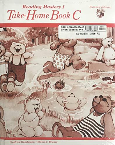 9780026863452: Reading Mastery 1 Rainbow '95 -Take Home Book C (Reading Mastery: Rainbow Edition)