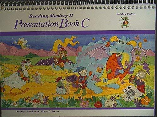 9780026863490: Reading Mastery II (Rainbow Edition): Presentation Book C, Copyright 1995 (Reading Mastery Plus)