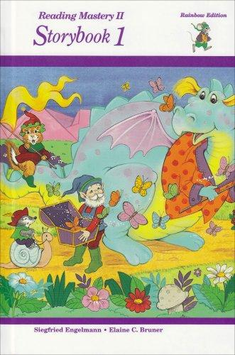 9780026863551: Reading Mastery Rainbow Edition: Storybook 1, Grades 1-2, Level 2: Level II (Grade 2): Storybook 1 (Reading Mastery Plus)