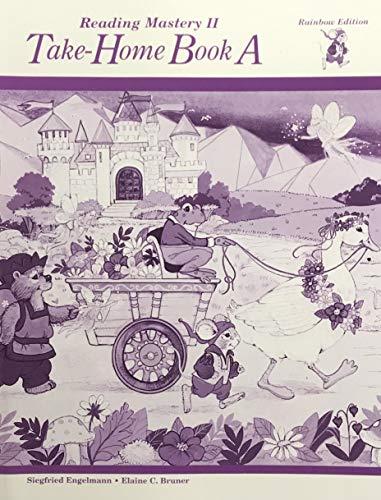Reading Mastery II Take-Home Book A: Englemann