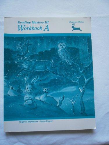 9780026863919: Reading Mastery III : Workbook A