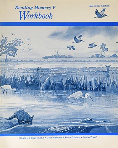 9780026864060: Reading Mastery V: Workbook, Rainbow Edition