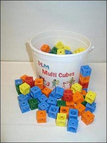 9780026865050: Maths Early Childhood:Multi Cubes 25 Ea