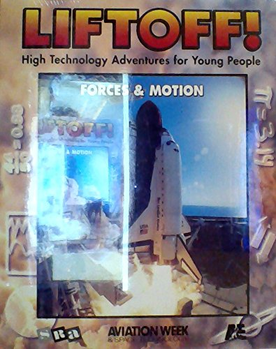 9780026866736: Forces & Motion (Liftoff Series)