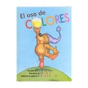 El Oso De Colores (Spanish Edition) (9780026866866) by Barbara Brenner
