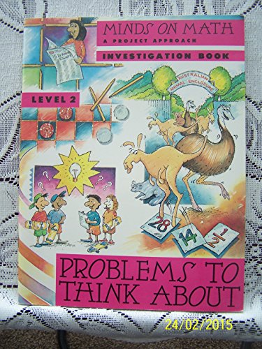 9780026869201: Minds on Math - Level 2 Problem to Think About Investigation Book