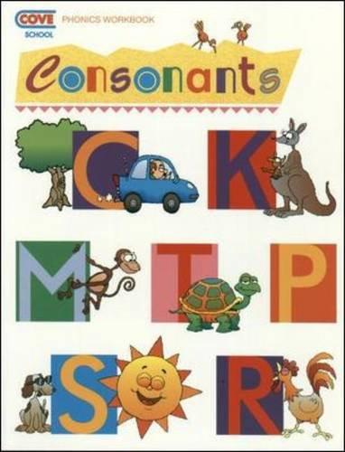 9780026869713: Consonants Workbook (Sight Words)