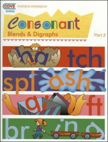 9780026869744: Consonant Blends and Digraphs