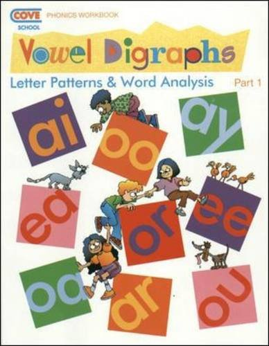 9780026869751: COVE Reading with Phonics - Vowel Digraphs - Part 1 - Workbook