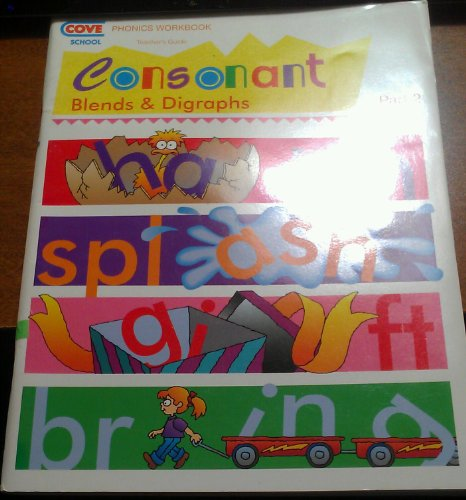 9780026869829: Consonant Blends and Digraphs - Teacher's Guide