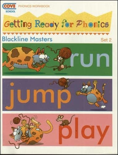 9780026869881: Getting Ready for Phonics - 128 Blakline Masters (COVE Reading Program)