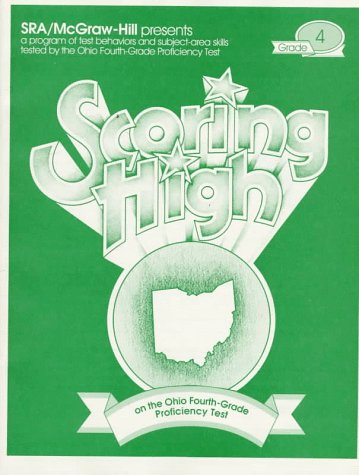 9780026870436: Scoring High on the Ohio 4th Grade Proficiency Test