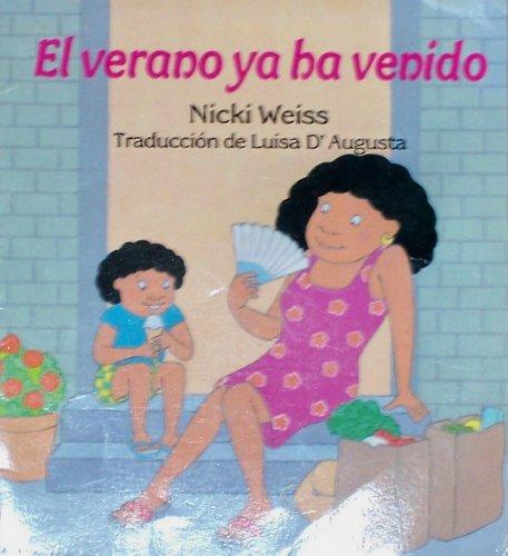 9780026871266: El Verano Ya Ha Venido