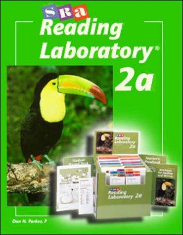 9780026872690: Sra Reading Laboratory 2A, Basic: Reading Kit