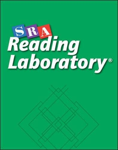 9780026873239: SRA Reading Laboratory 2C Teacher Guide (Reading Labs)