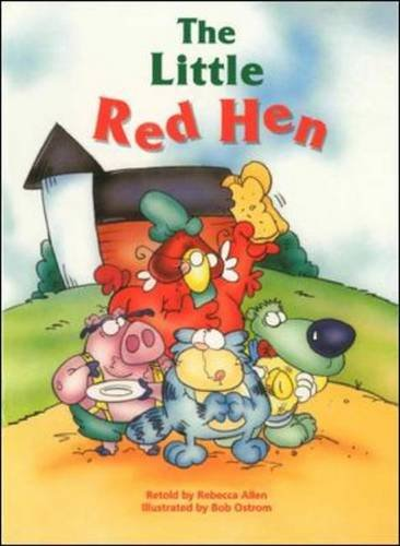 9780026874540: The Little Red Hen