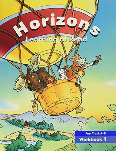 9780026875035: Horizons Learning to Read: Workbook 1 (Pkg. of 5) - Fast Track A-B (HORIZONS SERIES)
