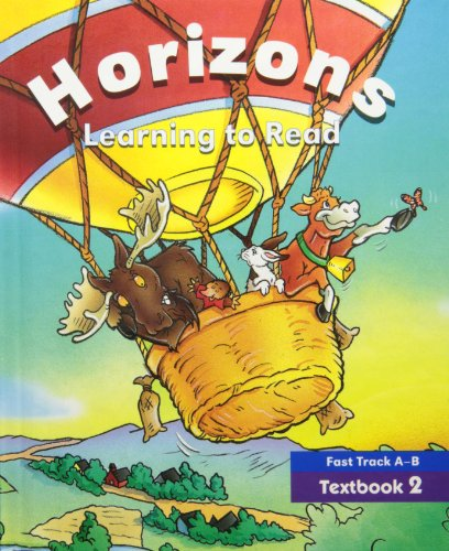 9780026875103: Horizons Fast Track A-B Student Textbook 2