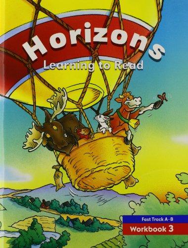 9780026875134: Horizons Fast Track A-B Student Workbook 3