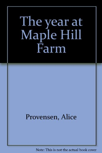 9780026875257: The year at Maple Hill Farm