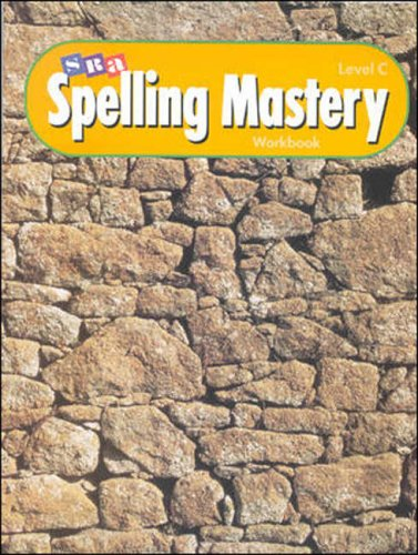 9780026876315: Spelling Mastery Level C, Student Workbooks