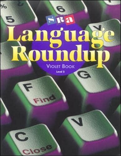 9780026878241: Language Roundup - Student Edition (Individual Corrective English)