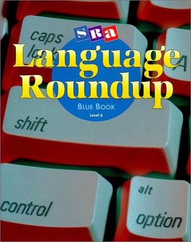 9780026878258: Language Roundup: Blue Book, Level 6