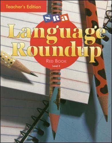 9780026878272: Language Roundup - Teacher's Guide (Individual Corrective English)