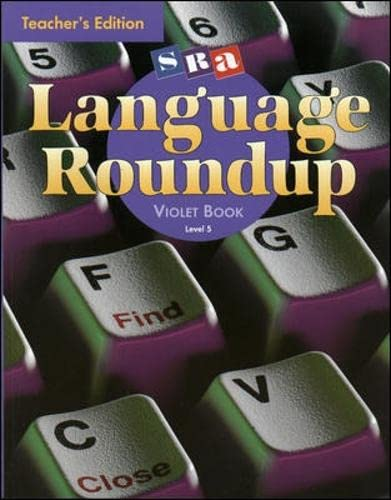 9780026878302: Language Roundup - Teacher's Guide