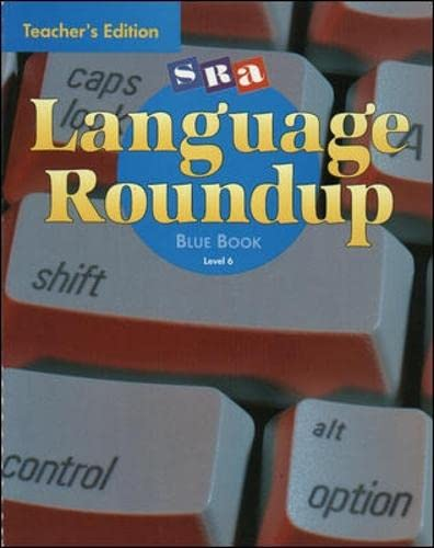 9780026878319: Language Roundup - Teacher's Guide