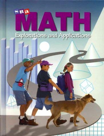 9780026878562: Sra Math Explorations and Applications: Level 5
