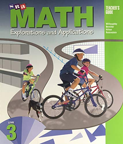 9780026878630: Math Explorations and Applications Teachers Guide Level 3 (Explorations and Applications)