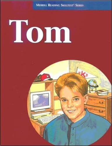 9780026878784: Tom (Merrill Reading Skilltext Series)