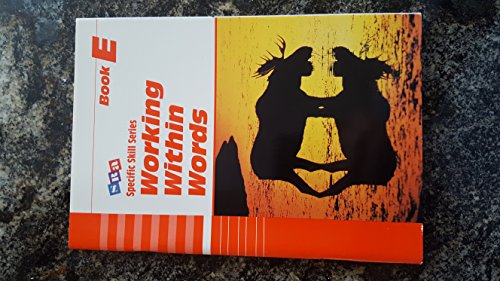 9780026879255: SRA Specific Skill Series: Working Within Words Book E